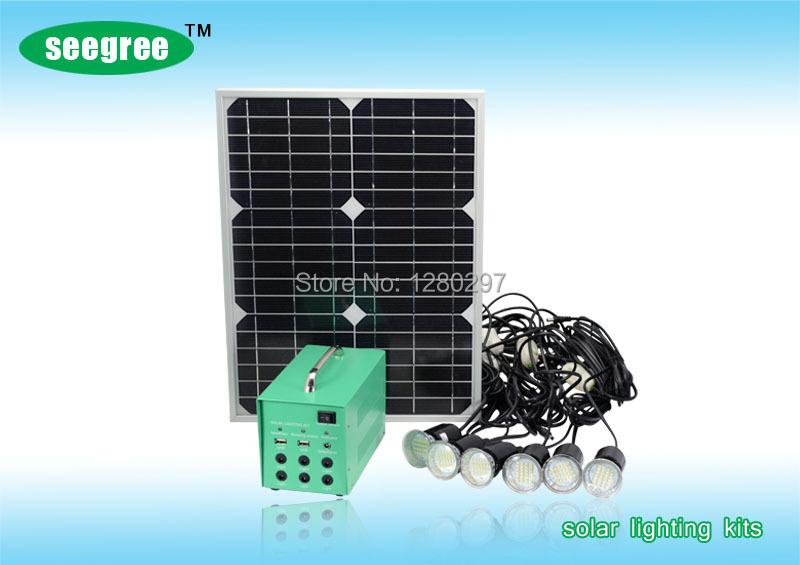 mini solar light kits home solar power system power saving system(China (Mainland))