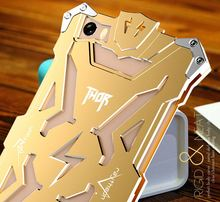 Aluminum Armor Thor Case For Xiaomi Mi 5 Case Cover The Flash Iron Man Phone Protective Shell Skin Bag For Xiaomi 5 Mi5 M5(China (Mainland))