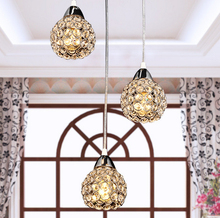 Buy NEW Small chandelier Light E Modern Sconce K9 crystal lamp Stairs Aisle foyer lamps shade Home Decor Luminaire FRHC/110 for $51.99 in AliExpress store