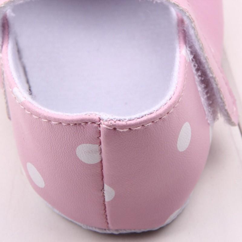 Adorable Baby Girl Crib Shoes