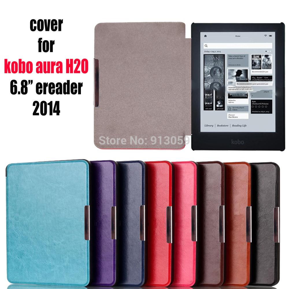 Гаджет  for kobo aura h2o 2014 cover protective case for 6.8