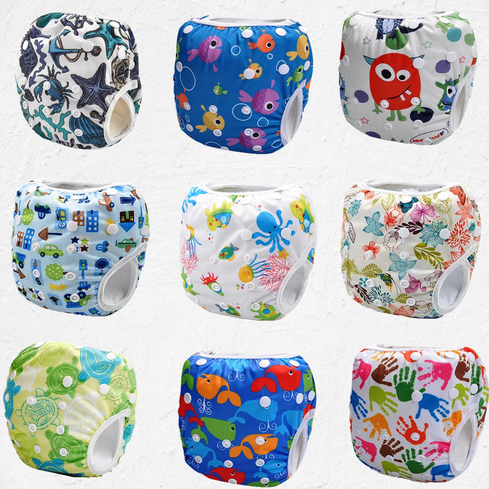 2014 new new designs,swim diaper for summer,reusable,adjustable diaper cover