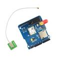 Elecrow GPS Shield With Antenna for Arduino MEGA GPS NEO 6M Receiver Module Regular GPS Pins