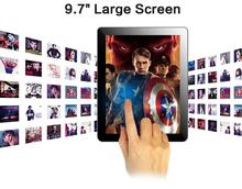Hot Sale 9 7 inch 3G Phone Call Tablet Aoson M99G Quad Core Allwinner A31S Dual