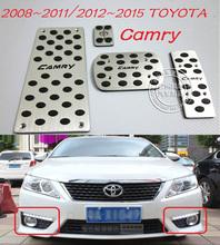 2008 ~ TOYOTA Camry автомобиль педаль, Нарушение педаль, Автоматический версия : 3шт / комплект, Рукоятка версия : 4 шт / комплект