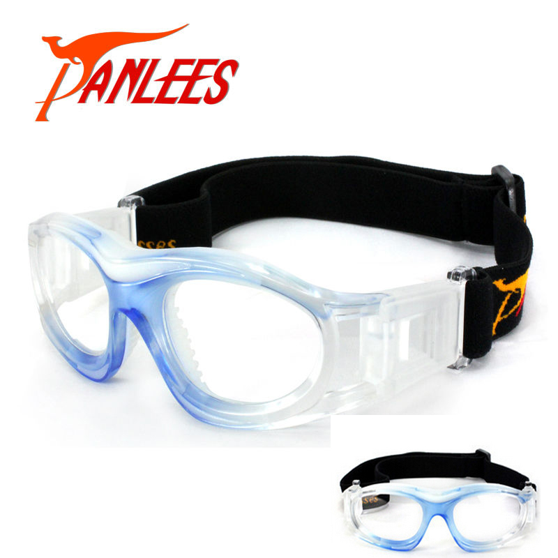 Brand Warranty! Kids Child Sports Basketball Football Dribble Prescription Glasses optical elastic strap safety Goggles free shi(China (Mainland))