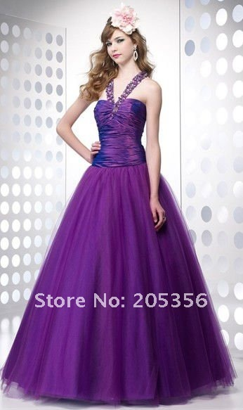 Free Shipping 100% Tailor-made Beading Sexy Quinceanera Dresses NC093