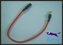 Buy brushless motor ESC extend wire /for airplane/hobby plane /RC model/airplane ) for $2.00 in AliExpress store