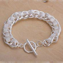 H059 925 delicate silver bracelet, 925 delicate silver vogue jewelry Centipede Bracelet /adkaiura avqajmxa