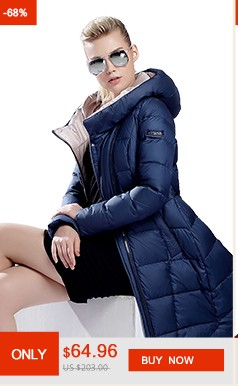 MIEGOFCE Jacket And Coat For Женщины 2015 Winter Collection  Warm Female Warm ...
