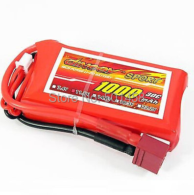 11.1V/3S 1000mAh 30C Discharge LiPo Battery Burst 60C High Rate RC model parts<br><br>Aliexpress