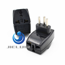 Buy 2016 3 Pin Travel Power Adapter Plug 1 3 Splitter Universal UK/US/EU/AU 3 Pins / 2 Pins Socket Switzerland Swiss for $4.50 in AliExpress store