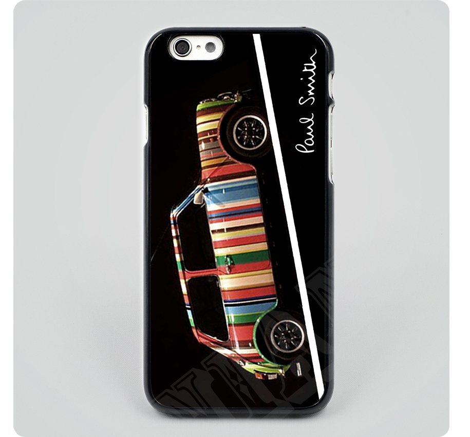 Free shipping paul smith pinarello car Black Hard Skin plastic mobile phone Cases Cover housing For iPhone 4 4s 5 5s 5c 6 6 plus(China (Mainland))