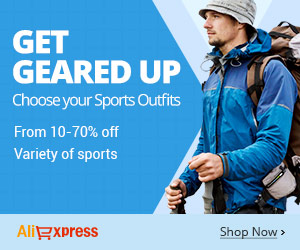 Sports clothing channel