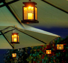 Solar LED Lantern for Outdoor/Garden/Tree/Gazebo