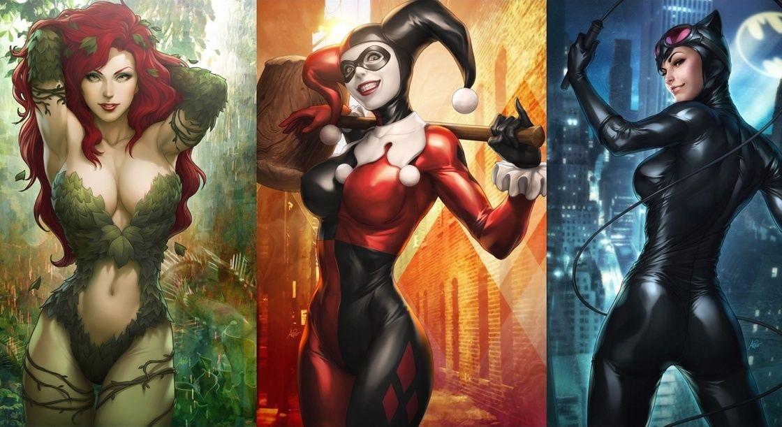 Poison Ivy Batman Comic Costume Catwoman Poison Ivy Comics