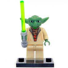 Single Sale Shen Yuan Star Wars Minifigures Darth Revan Yoda Obi Wan Han Solo Clones Sith Classic figuresBest Children Gift toys(China (Mainland))