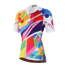 Buy 2016 Womens Cycling Jersey Cycle Short Sleeve Bike Shirt Tops Ropa Ciclismo mtb Bicycle Cycling Clothing Maillot Ciclismo for $14.97 in AliExpress store