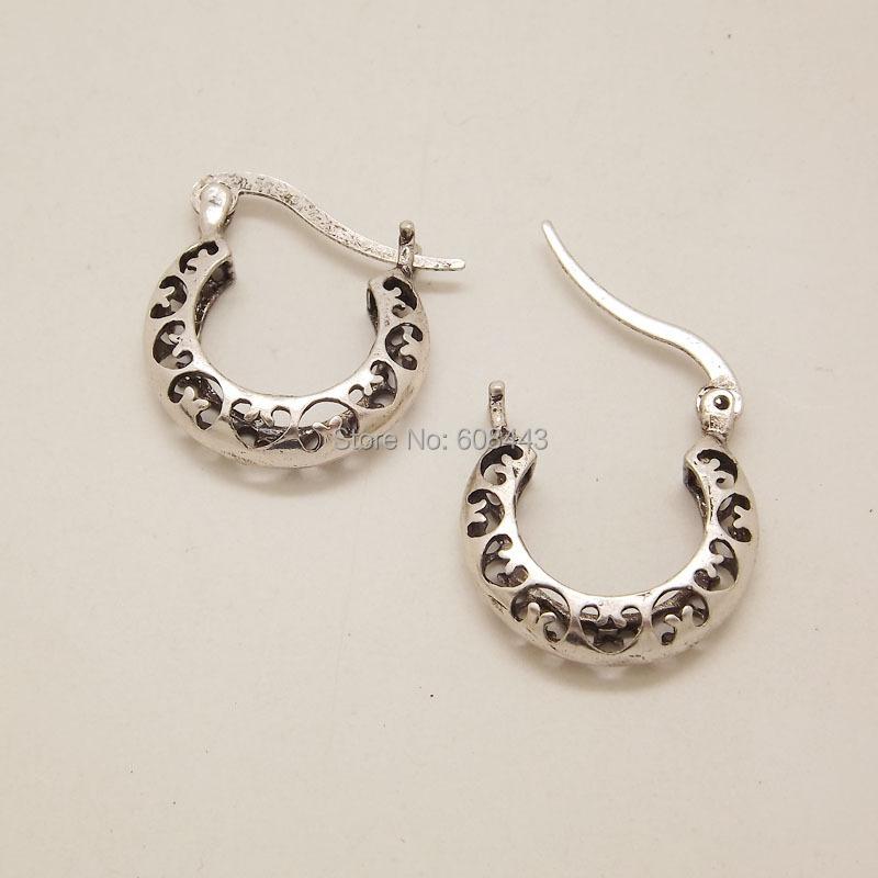 Elegant 2015 New Fashion Women Statement Crystal Stud Earrings For Women