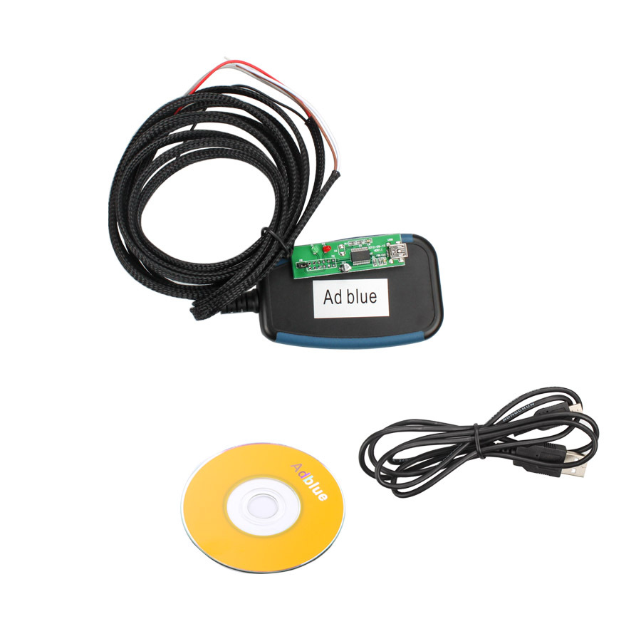 2015 7in1 for Mercedes for Benz for Many Vehicles with Programing Adapter Adblue Emulator Bluetooth 7 in 1(China (Mainland))