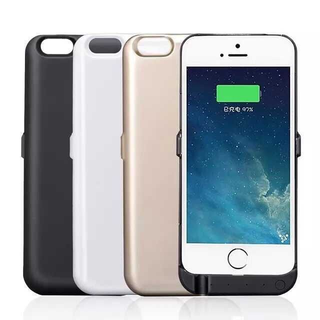 3000mAh Portable External Power Bank Backup Back Battery Charger Case Cover For Apple iPhone 6 6s Rechargeable Powerbank / F5114(China (Mainland))