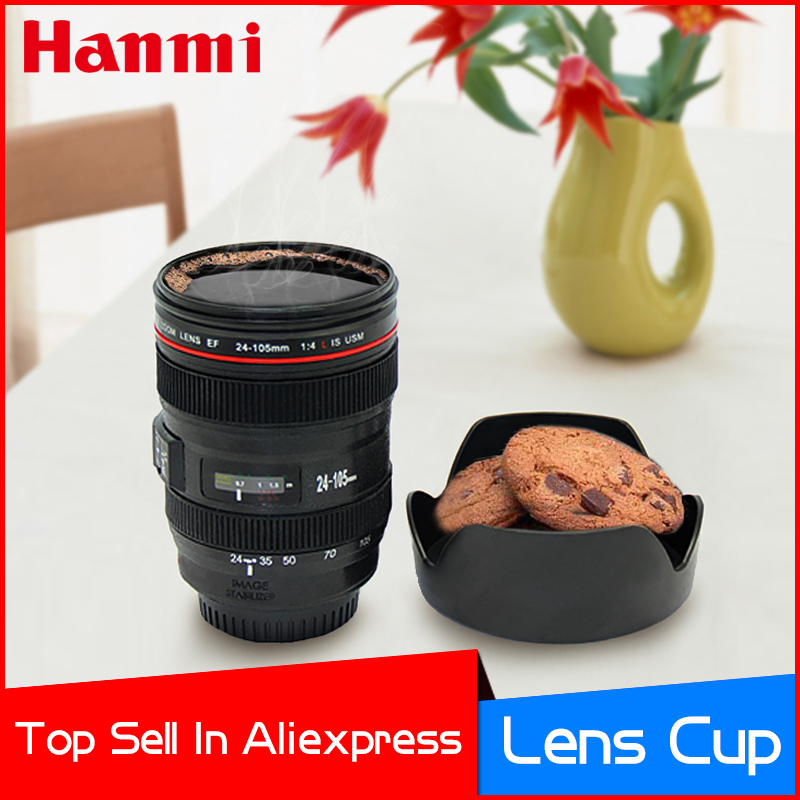 Caniam Camera Lens Cup 24-105mm 1:1 Scale