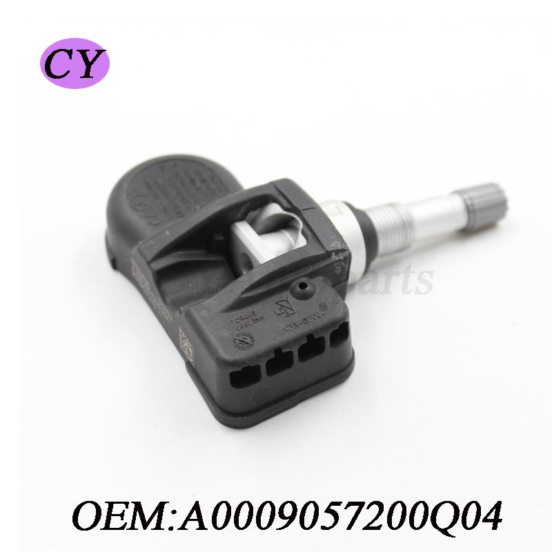 0009057200Q04 A0009057200Q04 Benz Tire Pressure Sensor TPMS Schrader 433MHz(China (Mainland))