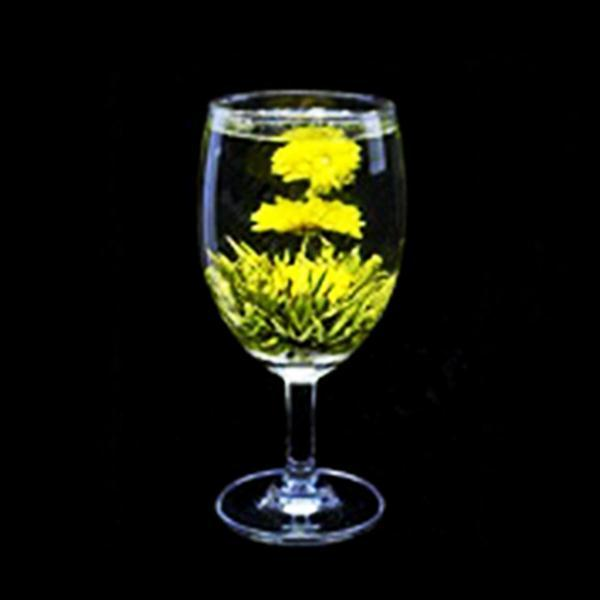 Best Chinese Handmade Blooming Flower Tea Different Flower Herbal Green Tea
