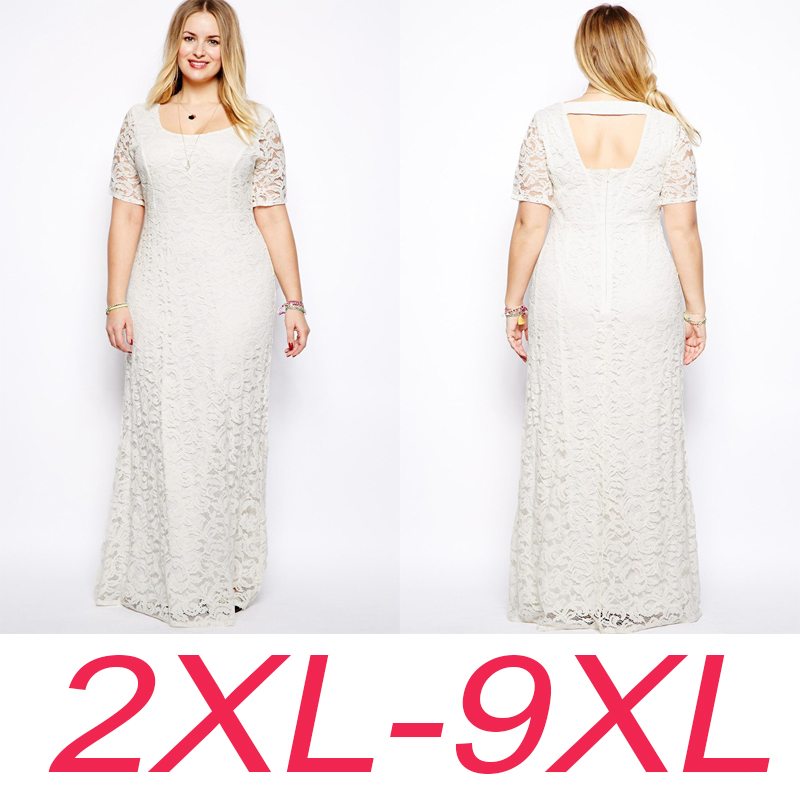 Plus size white dress philippines