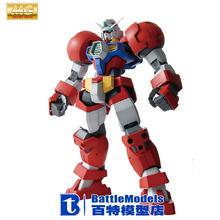 Genuine BANDAI MODEL 1/100 SCALE Gundam models #175317 MG Master Grade Gundam Age-1 Titus plastic model kit