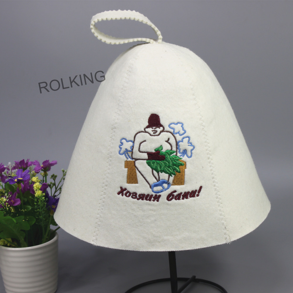 sauna hat cheap felt hat(China (Mainland))