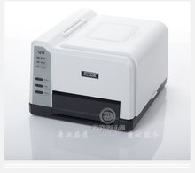 Free shipping (1pcs) Postek Q8 barcode thermal and thermal transfer printer support printing jewelry,PVE,PET, hang tag, .