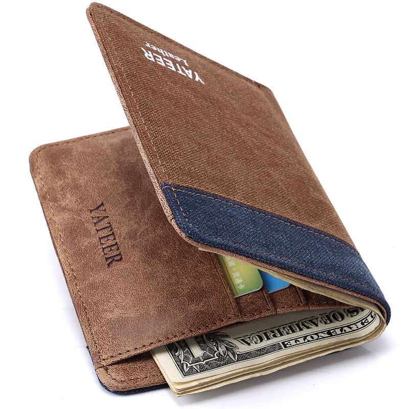 Affordable leather wallets