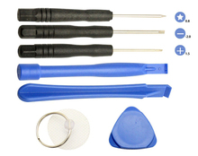 7 in 1 Pry Opening Tool Screwdriver Repair Mobile Phone Disassemble Kit Set of tool for iPhone 3GS 4 4S 5 6  #WH93