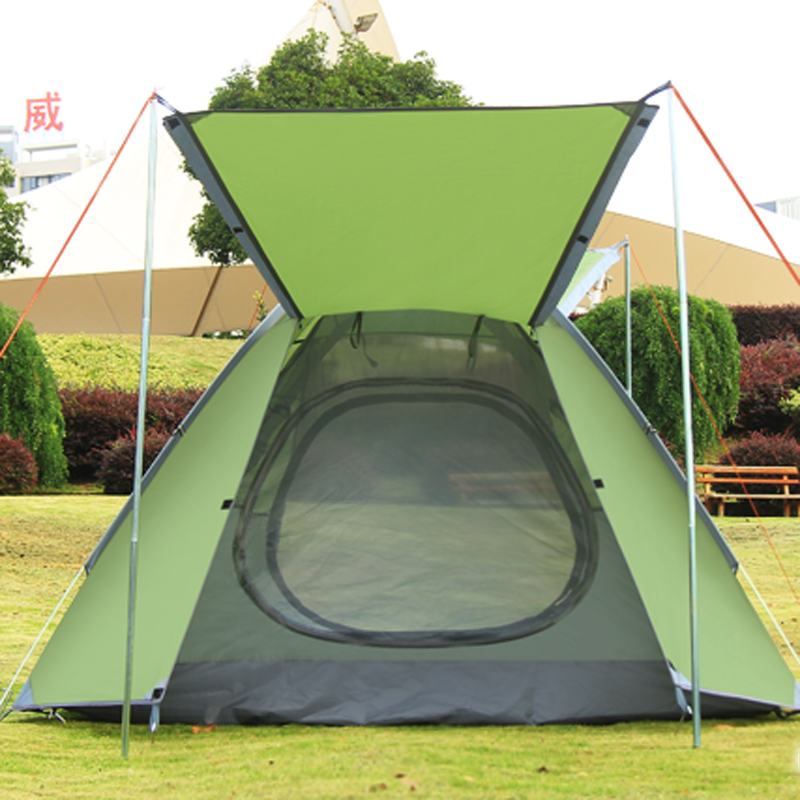 STAR HOME 3-4 person pup up camping tent 2016 hot selling(China (Mainland))