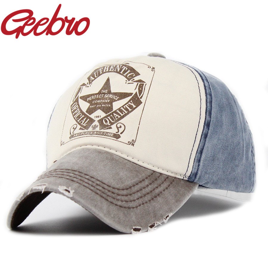 Fashion Five-Pointed Star Letter Snapback Baseball Cap Outdoor Sports Caps Full Closed Patchwork Dad Hat for Men Women JS014(China (Mainland))