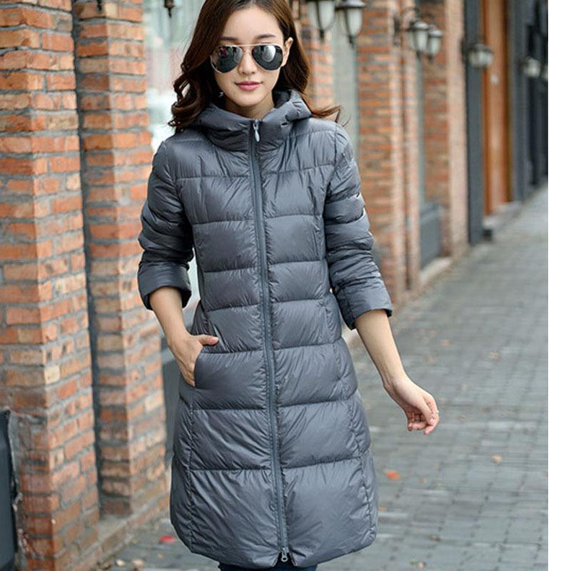 Winter Long Coat Women Parka Womens Femal Parkas Cotton Warm Thicken Slim Jacket Hoodie 2014 New Brand 141111-04 - Guangzhou Maybe Trading Co., Ltd store
