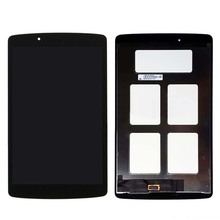 black LCD Display + Touch Screen Digitizer Assembly Replacements FOR 8″ LG G Pad 8.0 V480 Tablet Free shipping