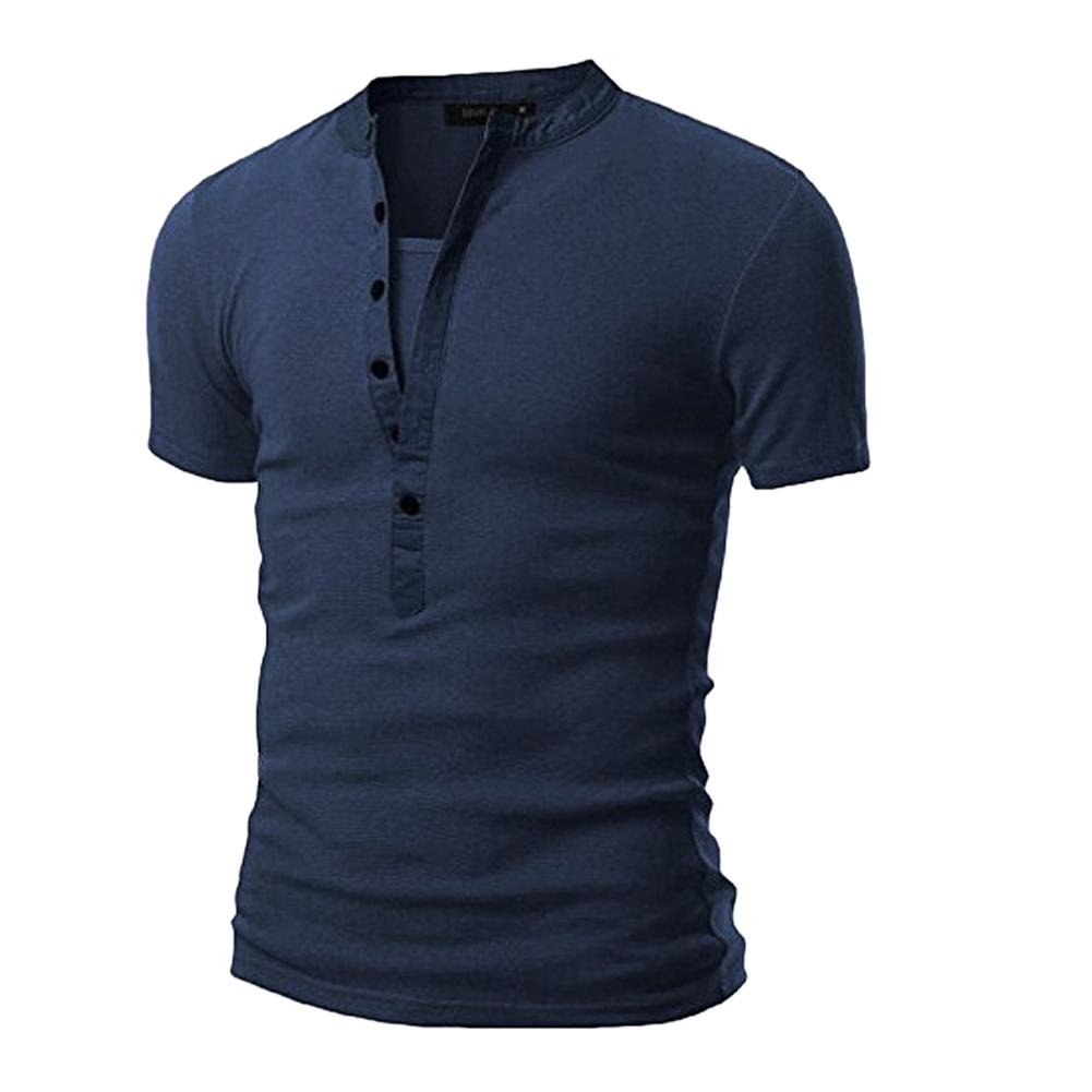 Popular Henley Shirts Men Buy Cheap Henley Shirts Men Lots