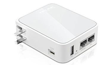 Tp-link tl-wr720n mini dual lan 3g wireless router portable hard