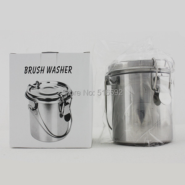 paint brush washing machine