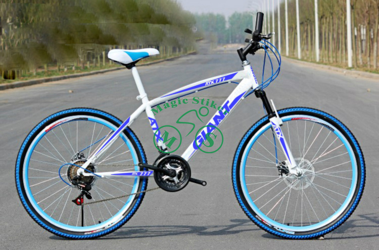 giant atx777 bicycle cycling stickers frame reflective pure hand carving decal cycling accessories