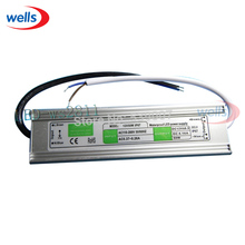 DC 12V 50W Waterproof  LED Driver Transformer Power Supply(China (Mainland))