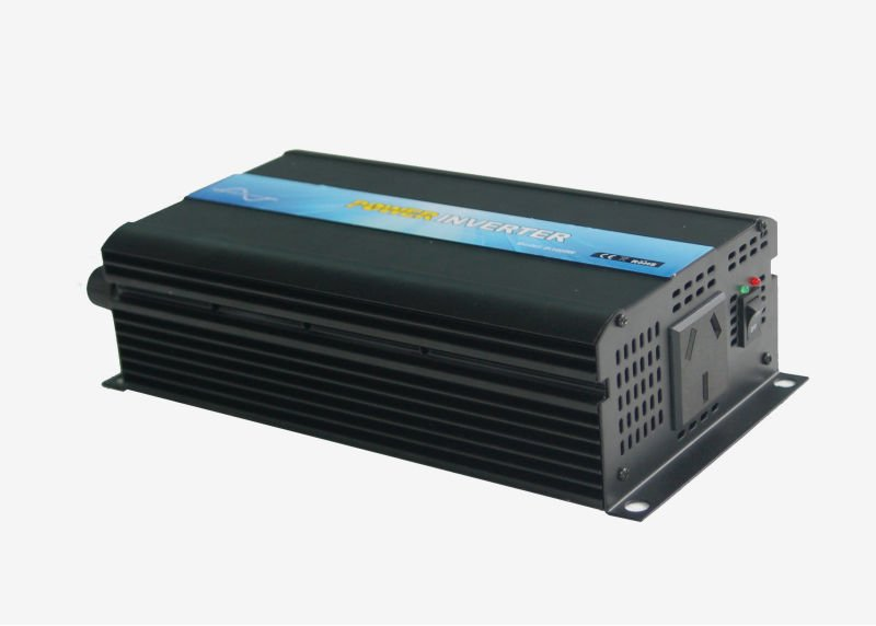 1000W Pure Sine Wave Off-grid Solar Converter/ Car Converter /Home Converter, Converter 12v to 220v(China (Mainland))