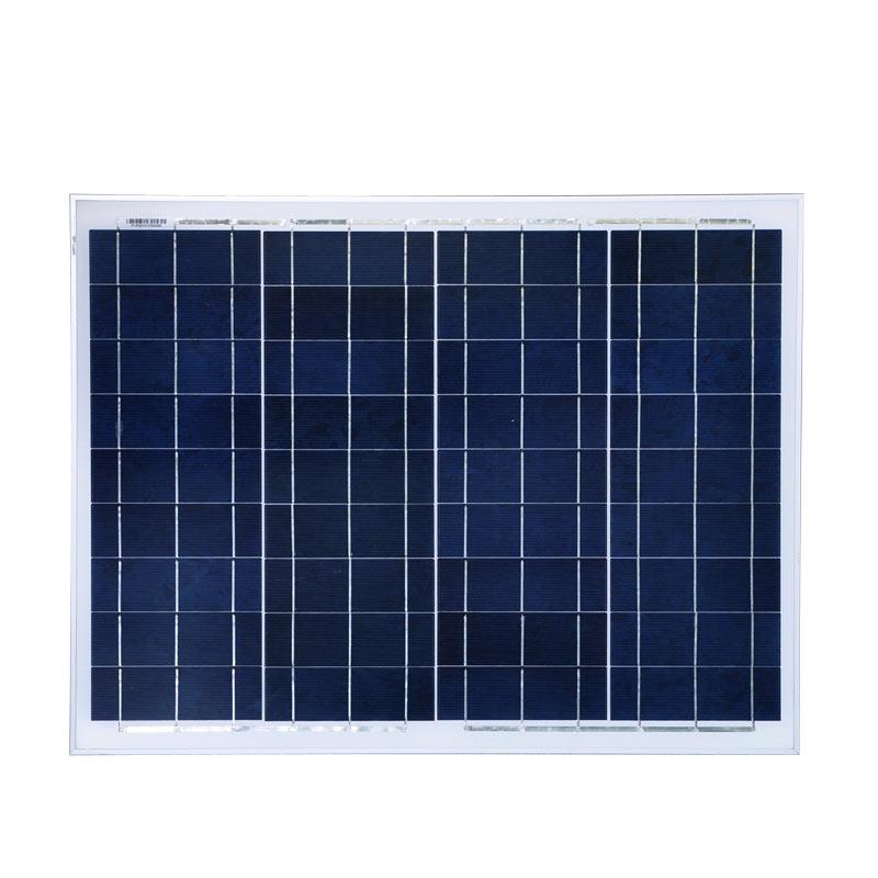 2016 New Paneles Solares Poly 50W 12V 18V Portable Solar Panel Solar Battery China RV Motorhome Off Grid System PVP50(China (Mainland))