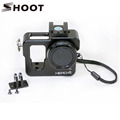 image for SHOOT Black Waterproof Housing Case For Gopro Hero 4 3+ Professional S