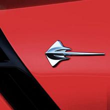Buy * DSYCAR 3D Metal Stingray Car Moto stickers Logo Emblem Badge Car Styling Bmw Fiat Audi Ford Jeep VW toyota skoda opel Lada for $4.58 in AliExpress store