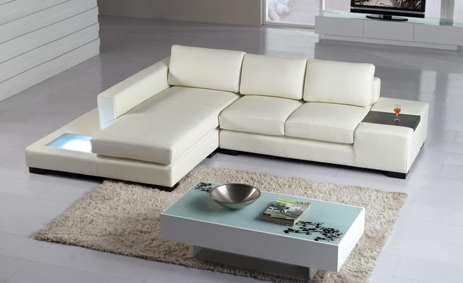 Buy free shipping modern l shaped simple for Sofas modernos en l