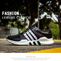Men s shoes breathable air mesh youth star Couple models Challenges trend skid durable casual shoes