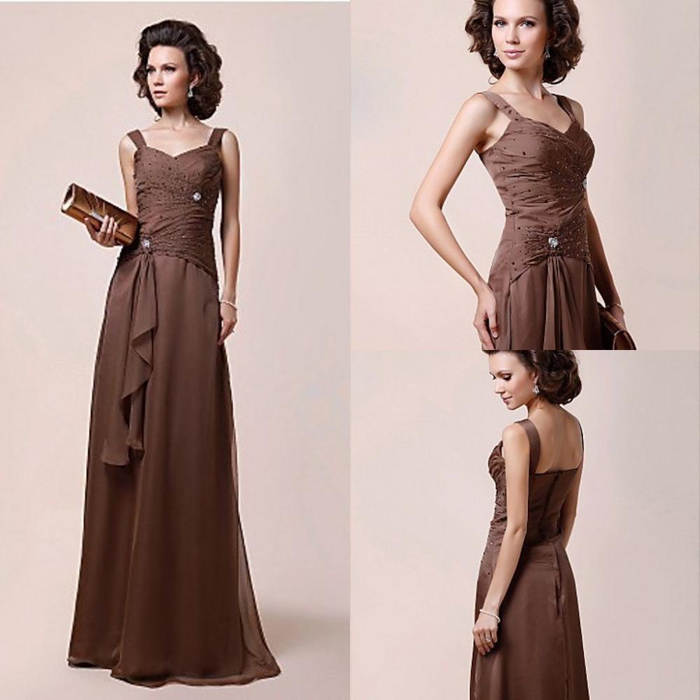 Brown Party Dresses - Cocktail Dresses 2016